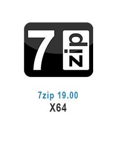 7zip 19.00 X64