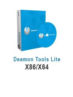 Deamon Tools Lite X86/X64