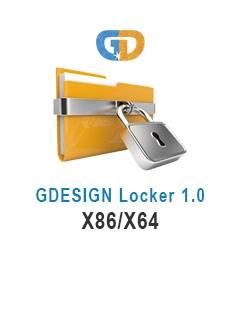 GDESIGN Locker X86/X64 (Windows Klasör Şifreleme)