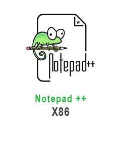 Notepad++ 7.3.3 X86
