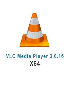 VLC Media Player 3.0.16 X64
