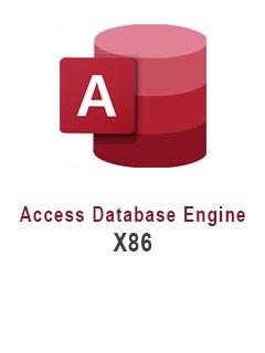 Access Database Engine X86