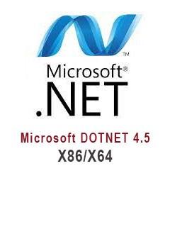 Microsoft.NET Framework 4.5 X86/X64